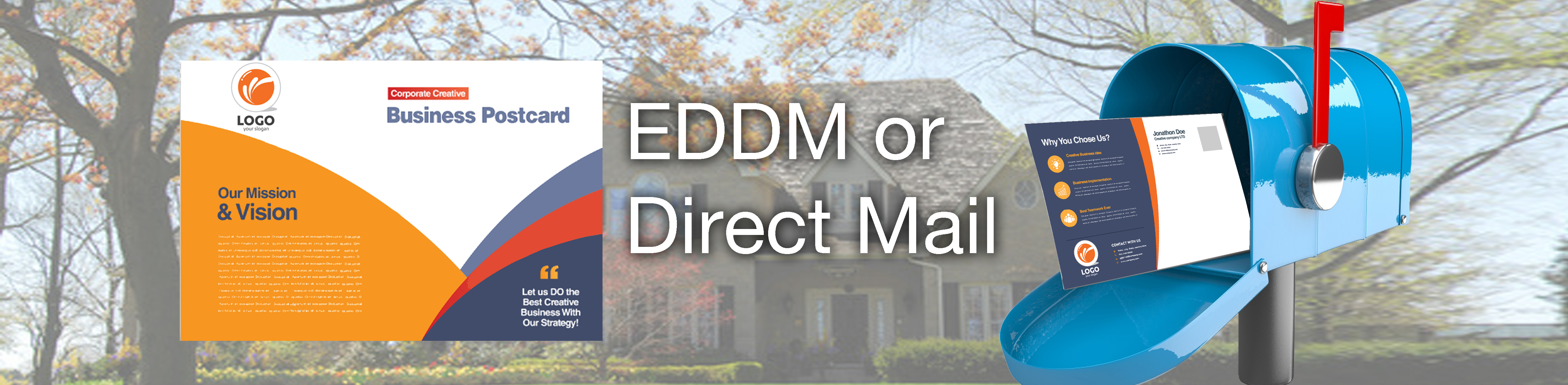 Have You Ever Considered EDDM or Direct Mail to Market Your Event or Business?